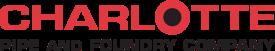 Charlotte Pipe tagline logo